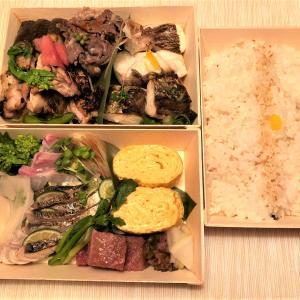 【テイクアウト】ワイン日本酒どちらもこい!の魚料理 東麻布「日日日」。