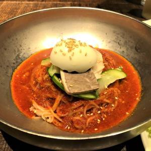 夏に嬉しいビビン冷麺で午後に活力注入!恵比寿「Kollabo コラボ恵比寿新店」