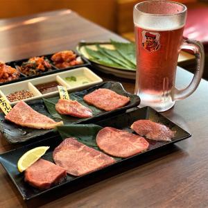 昭和32年創立の街焼肉でひとりゆっくり。中野「焼肉李苑」