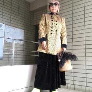 【60歳のファッショニスタ】これどこで着るねん思う服ほどよく着る