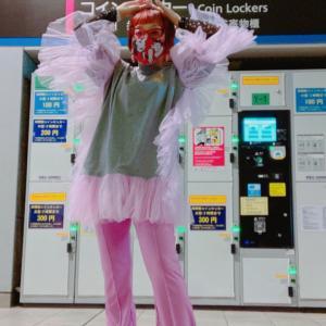 【60歳のファッショニスタ】ピンクとグレーのSweetな色コーデ