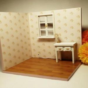 ドールハウスを作る NO.1