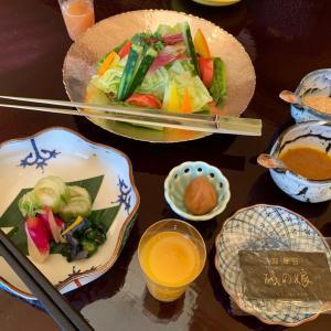 ★静岡旅行〜赤沢迎賓館 ご朝食★