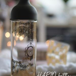 HARIO耐熱ガラスボトル♡可愛さの破壊力が半端ない!