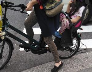 自転車に重量制限を設けよ