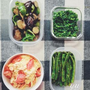 夏野菜ごはん