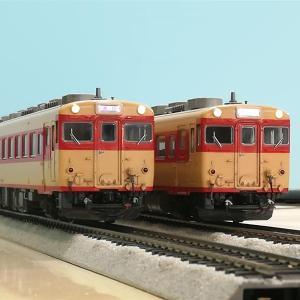 キハ58系のLED交換…
