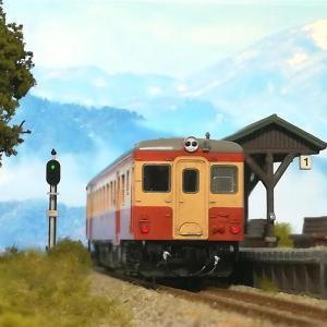 今日の一枚…「高原列車」🌺