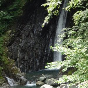 エビラ沢の滝~神奈川県
