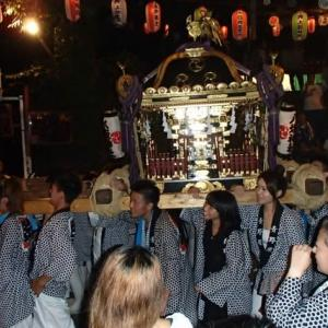 相模原市津久井~長野の 夏祭り