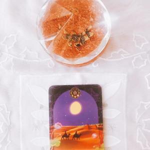 5/27 あなたを癒すメッセージ 〜太陽と月の魔女カード〜