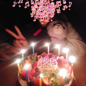 Happy Birthday!10歳おめでとう♪ふらんどーるのケーキで~シャ・リオン