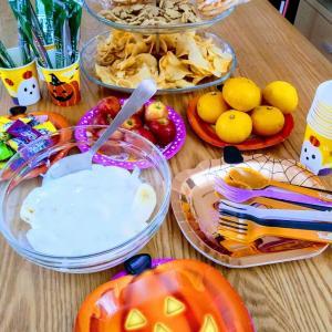 ハッピーハロウィン♪ハロウィンパーティとお誕生日会~ダーク・ナイト