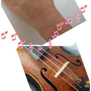 バイオリン調整&連休のおうち時間~調子の良い鍛冶屋