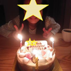 今年のお誕生日は、サーティーワンのアイスケーキで♪次女さん11歳~ハンガリー田園幻想曲