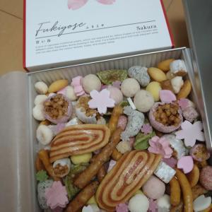 ルピシア♪桜の吹き寄せ「たまよせ」&さくら茶~花の色は昔ながらに見し人の心のみこそうつろひにけれ