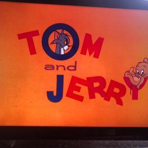 トムとジェリー♪