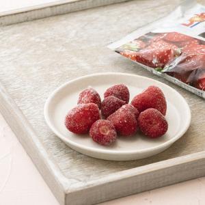 犬のおやつ作りにも使えそうな、ファミマの冷凍フルーツ