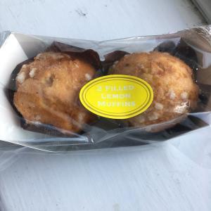 アイルランドのそのへんのものたち ~ LiDL Filled Lemon Muffins