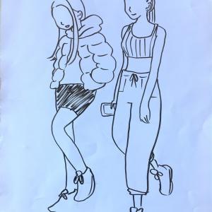 2021夏のアイルランドファッションと季節感