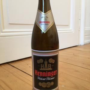 ドイツ ビール紀行 ~Henninger Kaiser Pilsner