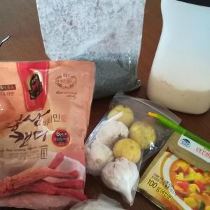 中華系常備食