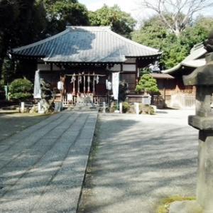 西ヶ原 平塚神社