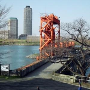 赤羽岩渕水門