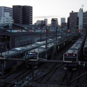今朝の東京(復刻9)