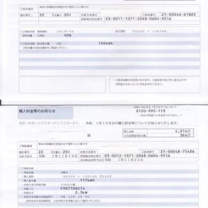 電気使用量と余剰購入電力量の精査「2019年10月分 ミニソーラー横浜青葉発電所」