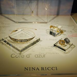 エスジェイ ジュエリー、NINA RICCI(ニナリッチ)、コート・ダジュール、Dis Moi