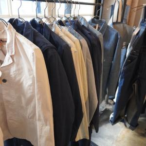 """""""OUTERLIMITS""""2020秋冬展⑥、「NIGEL CABOURN」、ウィメンズ"""