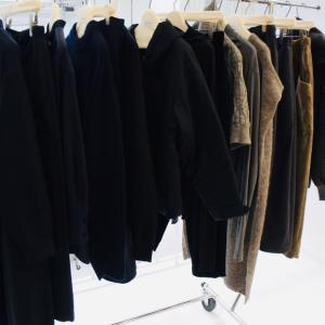 """OTOAA""2020秋冬コレクション、青砥厚二さん、伝統を再構築した今の時代の服を作る"
