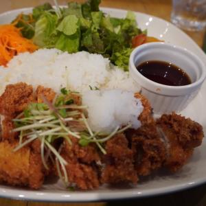 """""""MARCO(マルコ)""""、門前仲町、美味しいランチは1000円!、チキンから揚げは真似できない"""