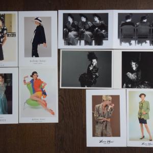 ポストカード、花井幸子、ヨーガンレール、君島一郎、熊谷登喜夫、安部憲章、太田記久