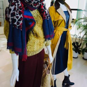 """YUKITORII INTERNATIONAL""2021春夏展、鳥居ユキさん、シンプル、モダン"