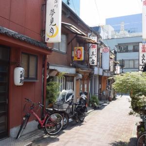 門前仲町駅すぐのまるで映画のセットのような飲食街「辰巳新道」は緊急事態宣言で休業中!