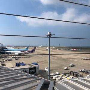 夏休み旅!まずは名古屋→香港へ♪