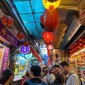 台北で必ず行きたい九份へ♪