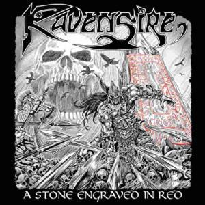 ポルトガルの原理主義エピック・メタル・バンド、Ravensireが故Mark Sheltonに捧げた新作『A Stone Engraved in Red』を発表