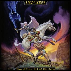 """カナダから""""ヒロイック・ファンタジー""""系エピック・ヘヴィ・メタルの純血種、SmoulderがMichael Whelanのアルバム・アートワークを引っ提げて衝撃デビュー"""
