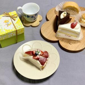 小さな小さなケーキ屋さん