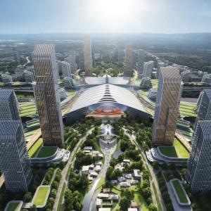 【画像】中国・成都の新駅、完全にFFだと話題にwww