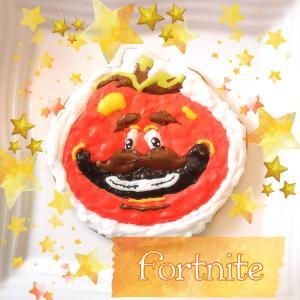 キャラクタートマトヘッドアイシングクッキー