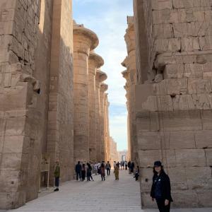 エジプトは桁違いの大きさだった エジプトナイル川クルーズ