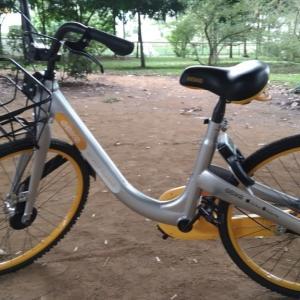 シンガポールのシェアリングエコノミー ~自転車編~