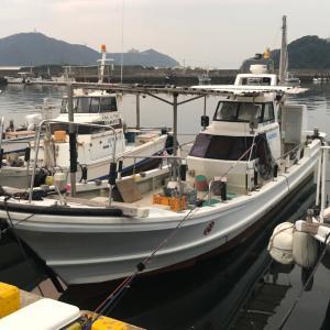 9/9 南あわじ正和丸さんでアンダーベイト!