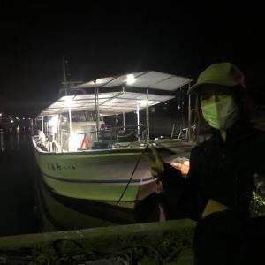 10/14 サバフグ対策で神戸沖の刃狩り!