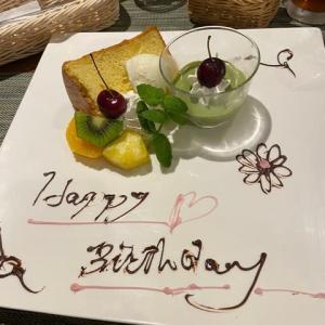 家内の誕生日