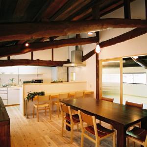 【古民家改装】築90年の家